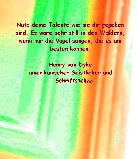 Henry van Dyke