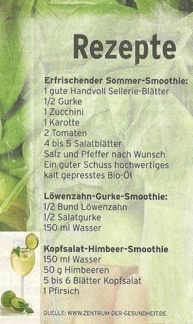Rezept von WWW.ZENTRUM-DER-GESUNDHEIT.DE