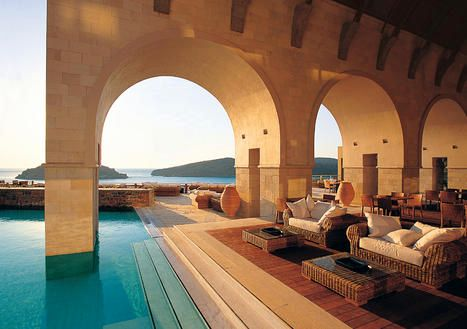LUXUS Urlaub am Meer in Griechenland