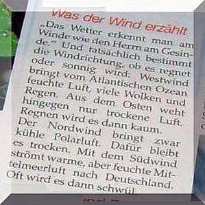 Was der Wind erzählt
