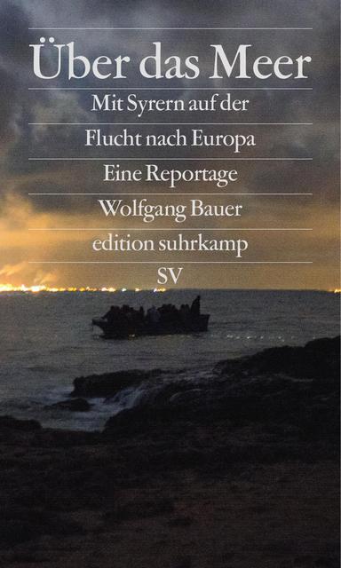 Über das Meer von Wolfgang Bauer