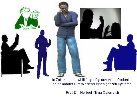 Prof. Dr. Herbert Klima aus Österreich
