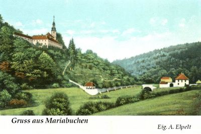 Heimat unterfranken mariabuchen bei lohr am main for Ps tischdesign lohr am main