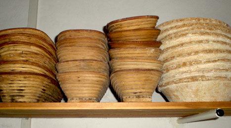 Alte Brotformen