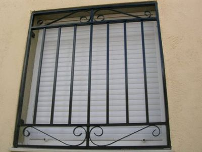 Herreria juliano 39 s ventanas for Rejas de hierro precios