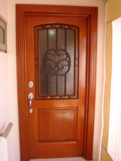 Herreria para el hogar puertas for Puertas para el hogar