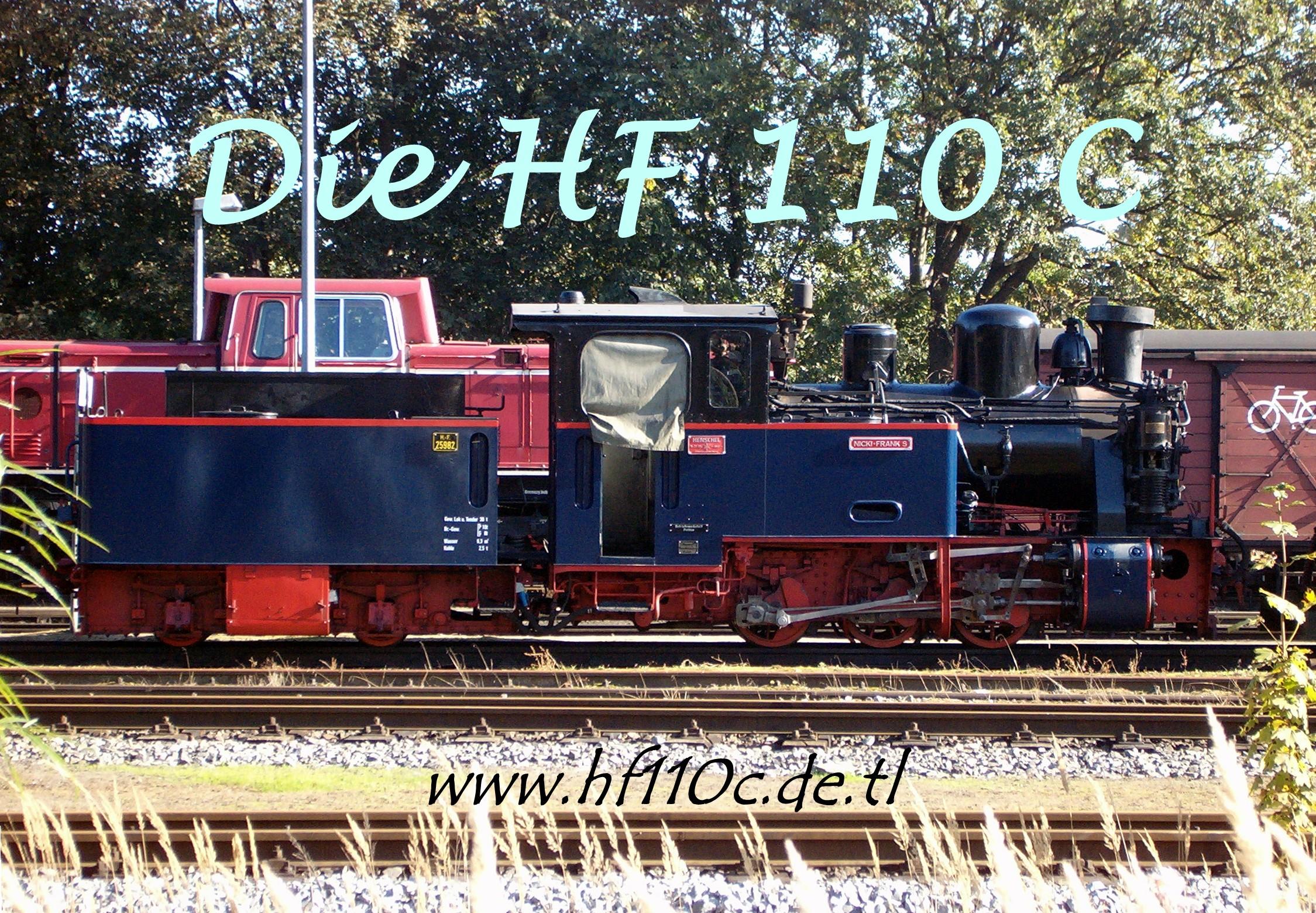 "Startbild - ""Nicki+Frank S"" im Oktober 2006 in Putbus."