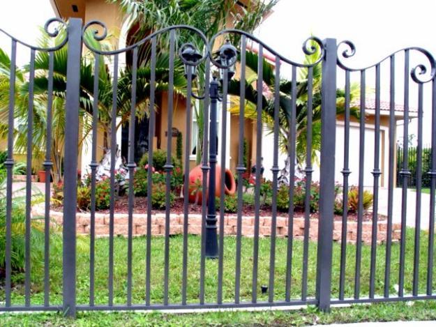 Hierros y aluminios enemar cerramientos rejas barranquilla - Rejas decorativas ...
