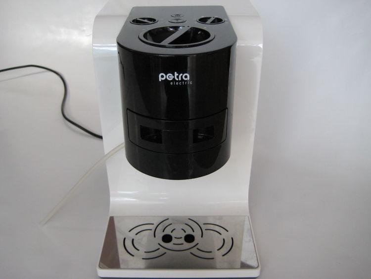 petra km 45 kaffeepadmaschine espresso cappuccino latte macchiato ebay. Black Bedroom Furniture Sets. Home Design Ideas