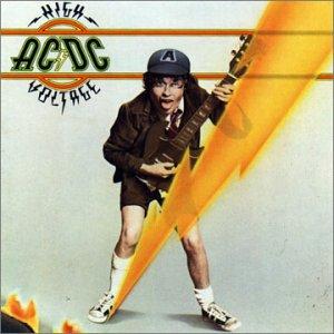 AC/DC - High Voltage 1976