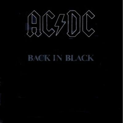 AC/DC - Back In Black 1980