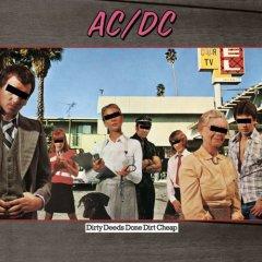 AC/DC - Dirty Deeds Done Dirt Cheap 1976