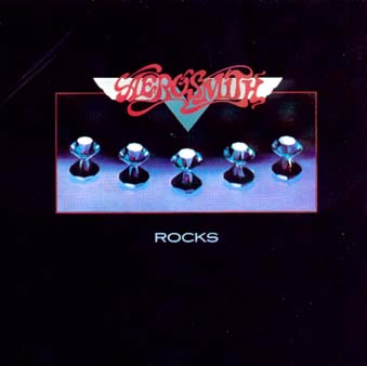 Aerosmith - Rocks 1976
