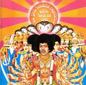 The Jimi Hendrix Experience - Axis: Bold As Love 1967
