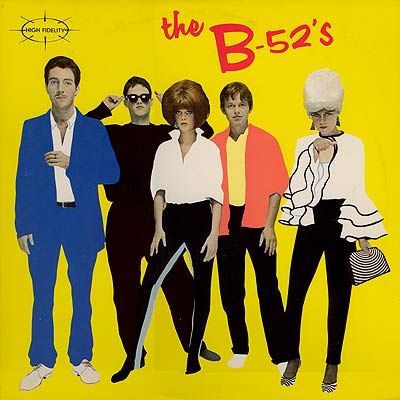 The B-52's - The B-52's 1979