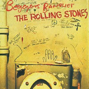 The Rolling Stones - Beggar's Banquet 1968