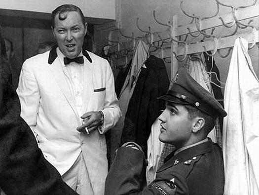 Bill Haley & Elvis Presley