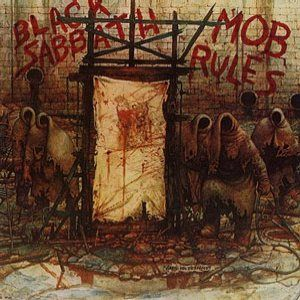 Black Sabbath - Mob Rules 1981