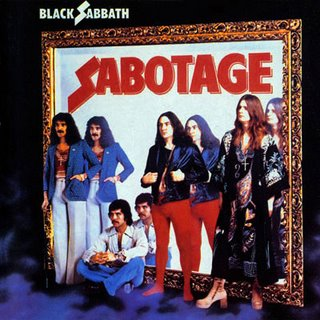 Black Sabbath - Sabotage 1975