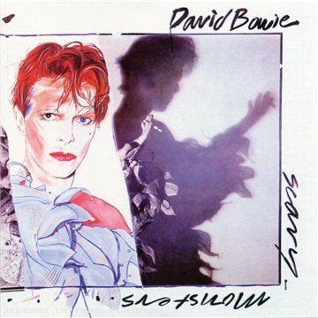 David Bowie - Scary Monsters 1980