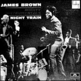 James Brown - Night Train 1961