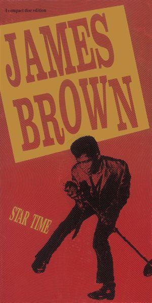 James Brown - Star Time 1991