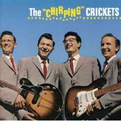 Buddy Holly - The ''Chirping'' Crickets 1957