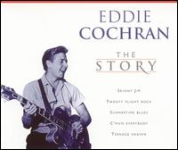 Eddie Cochran - The Story 2000 (incluant un DVD en bonus)