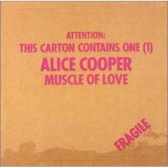 Alice Cooper - Muscle Of Love 1973