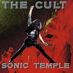 The Cult - Sonic Temple 1989