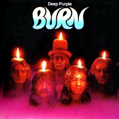 Deep Purple - Burn 1974