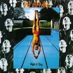 Def Leppard - High 'n' Dry 1981
