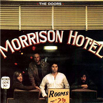 The Doors - Morrison Hotel 1970