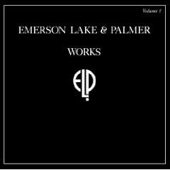 Emerson Lake & Palmer - Works Vol. 1 1977