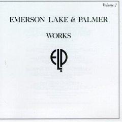 Emerson Lake & Palmer - Works Vol. 2 1977