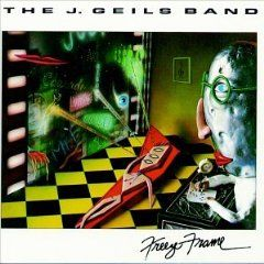 The J. Geils Band - Freeze Frame 1981
