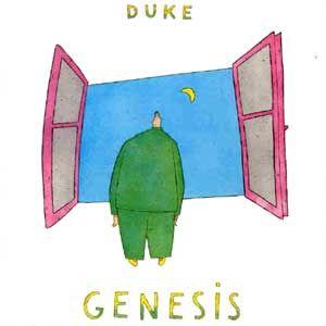 Genesis - Duke 1980