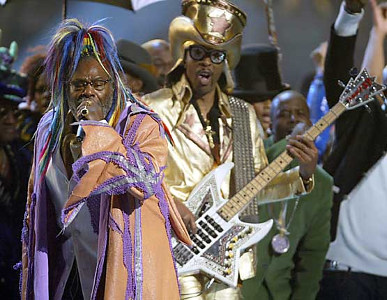 George Clinton & Bootsy Collins