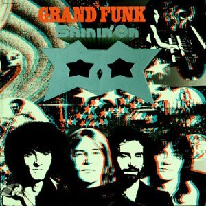 Grand Funk Railroad - Shinin' On 1974