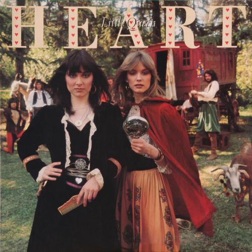 Heart - Little Queen 1977