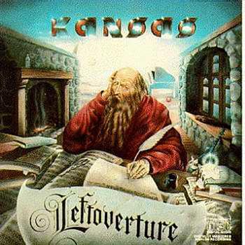 Kansas - Leftoverture 1976