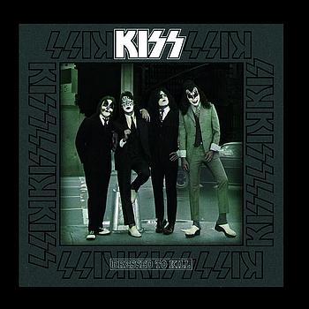 Kiss - Dressed To Kill 1975
