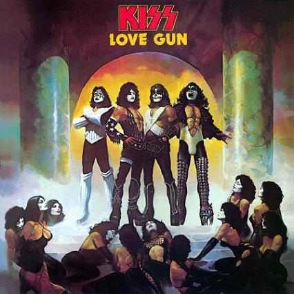 Kiss - Love Gun 1977