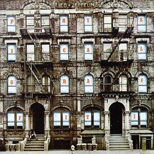 Led Zeppelin - Physical Graffiti 1975