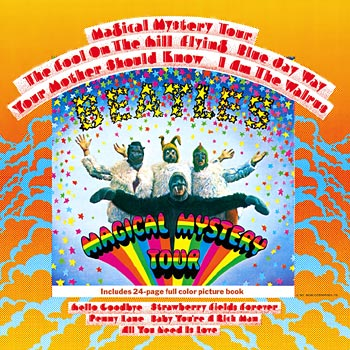 The Beatles - Magical Mystery Tour 1967