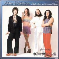 Max Webster - High Class In Borrowed Shoes 1977