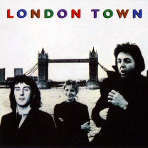 Paul McCartney & Wings - London Town 1978