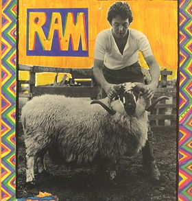 Paul McCartney - Ram 1971