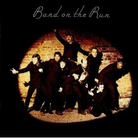 Paul McCartney & Wings - Band On The Run 1973