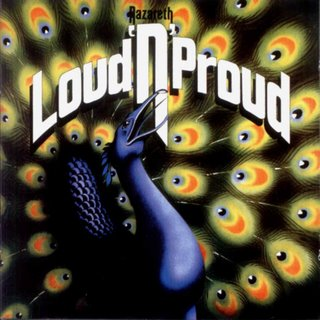 Nazareth - Loud'n'Proud 1973